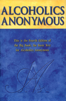 Alcoholics Anonymous (fourth edition)