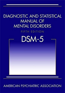 DSM-5: Diagnostic and Statistical Manual of Mental Disorders