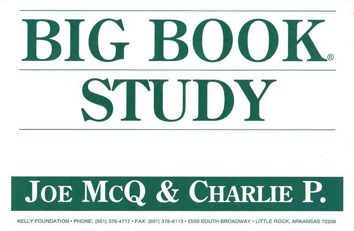 Big Book Study Handouts