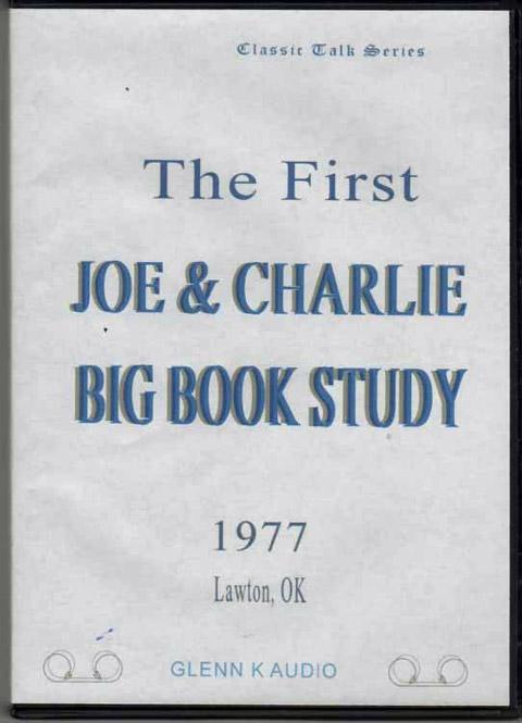 The First Joe & Charlie Big Book Study