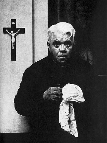 Father Edward Dowling
