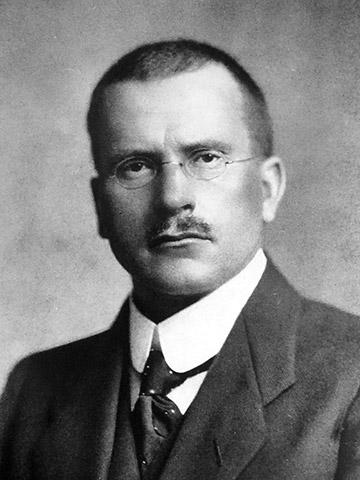 Carl Gustav Jung's Portrait