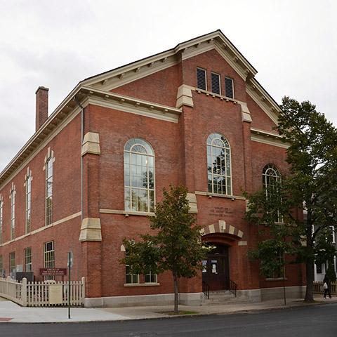 The Rhode Island Historical Society Mary Elizabeth Robinson Research Center